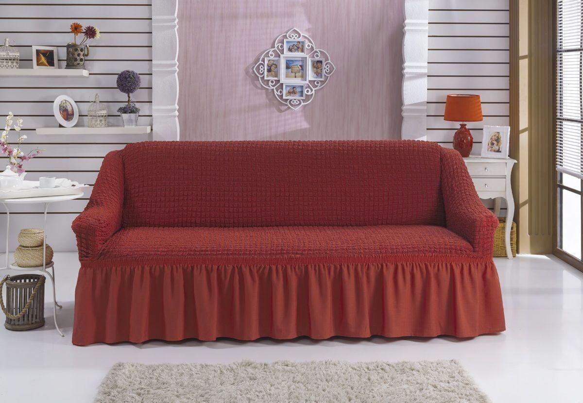 Натяжные чехлы для диванов